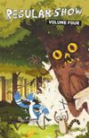 [The cover image for Regular Show Vol. 4]