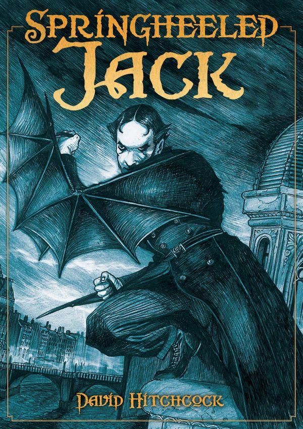 [Cover Art image for Springheeled Jack]
