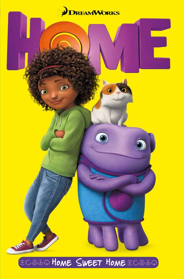 [Cover Art image for Home: Home Sweet Home]