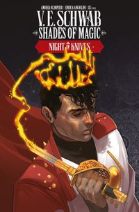 [Image for Shades of Magic: The Steel Prince Vol. 2: Night of Knives]