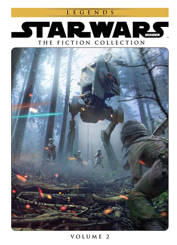 [Cover Art image for Star Wars Insider: Fiction Collection Vol. 2]