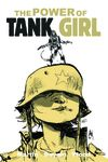 [The cover image for Tank Girl : The Power Of Tank Girl]