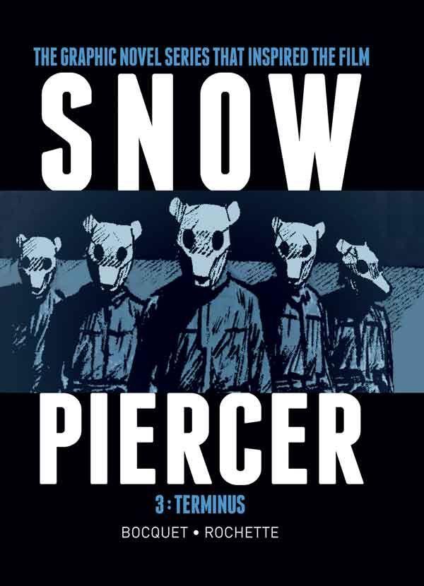 [Cover Art image for Snowpiercer Vol. 3: Terminus]