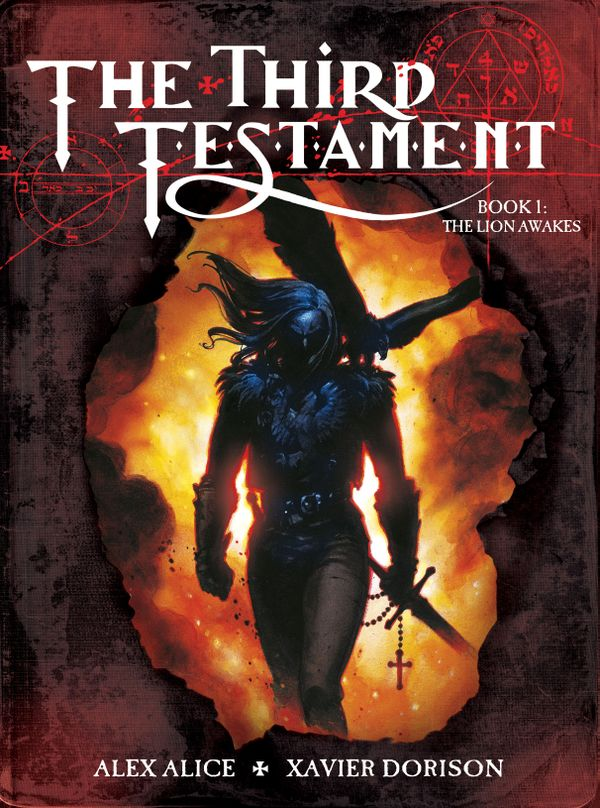 [Cover Art image for Third Testament: The Lion Awakes]