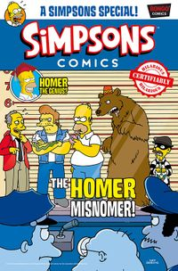 [Image for Simpsons Comic #26]