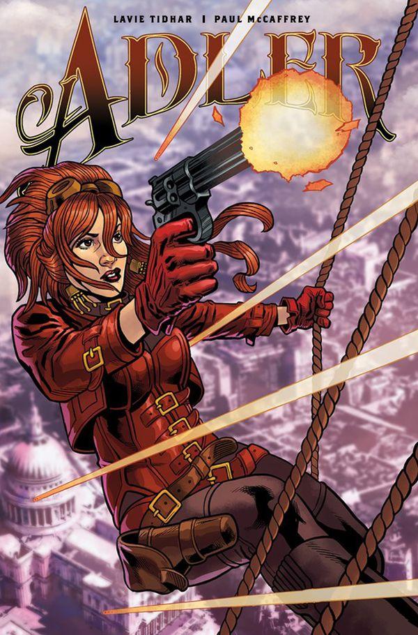 [Cover Art image for Adler]