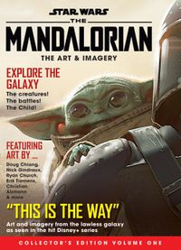 [Image for Star Wars: The Mandalorian - The Art & Imagery Collector's Edition Volume 1]