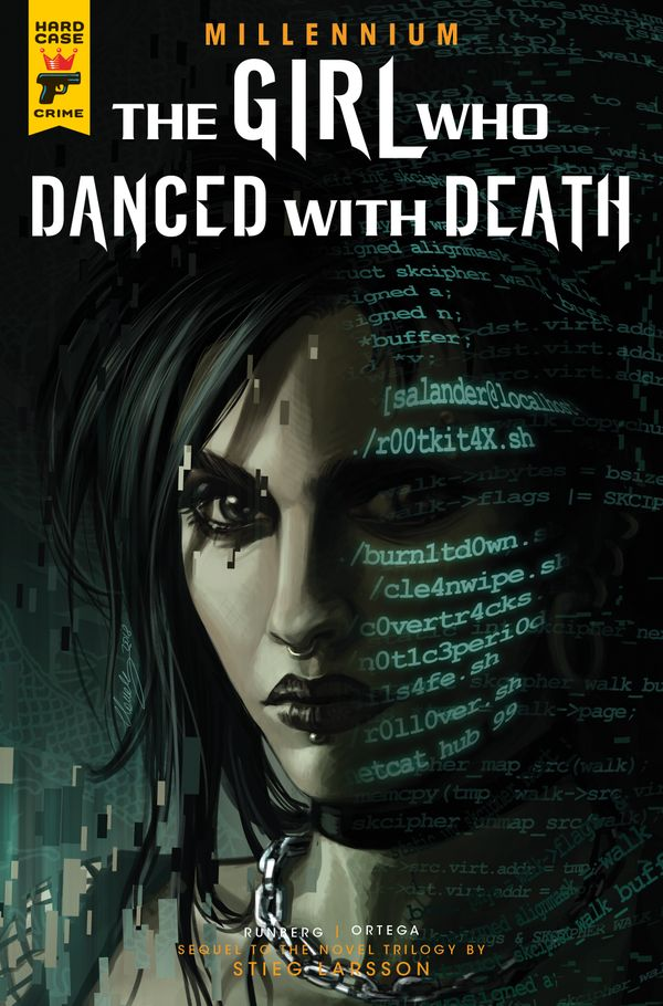 [Cover Art image for Millennium: The Girl Who Danced With Death]