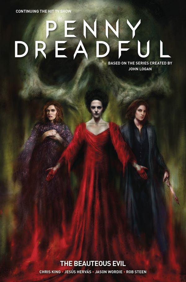 [Cover Art image for Penny Dreadful Vol. 2: The Beauteous Evil]