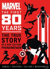 [Image for Marvel Comics: The First 80 Years]