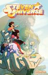 [The cover image for Steven Universe Vol. 1]