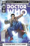 [The cover image for Doctor Who: Supremacy of the Cybermen]