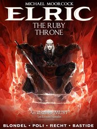 [Image for Michael Moorcock's Elric Vol. 1: The Ruby Throne]