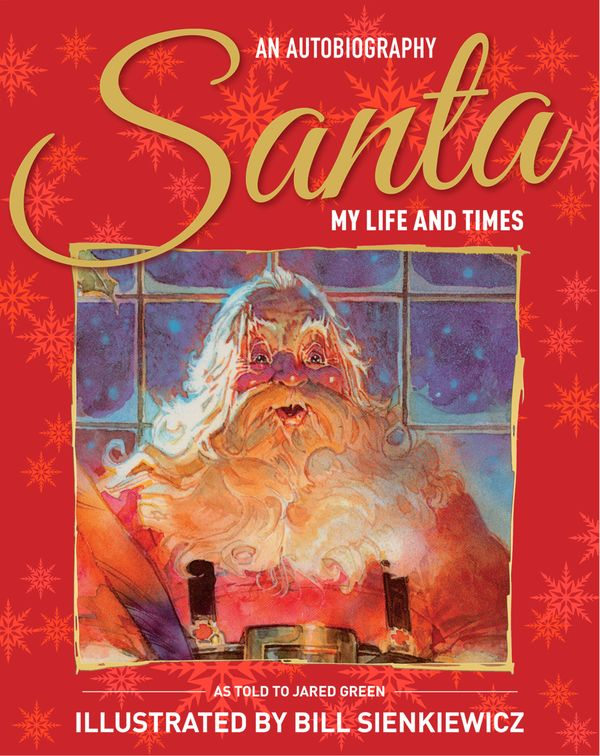 [Cover Art image for Santa: My Life & Times]