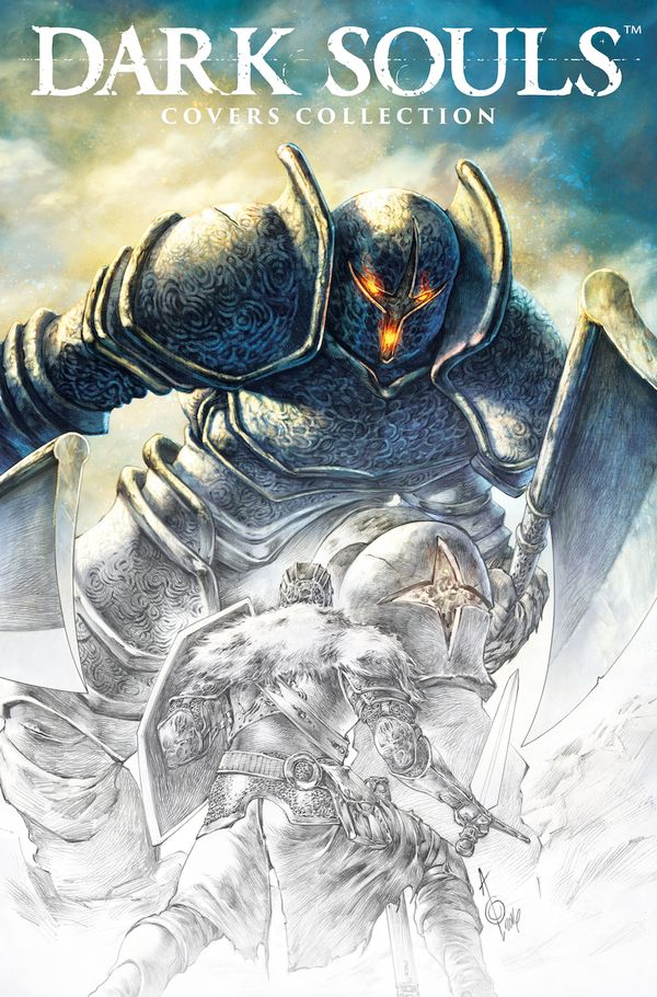 [Cover Art image for Dark Souls: Cover Collection]