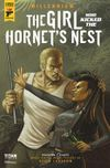 [The cover image for The Girl Who Kicked the Hornet's Nest - Millennium]
