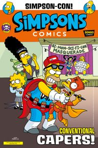 [Image for Simpsons Comics #31]
