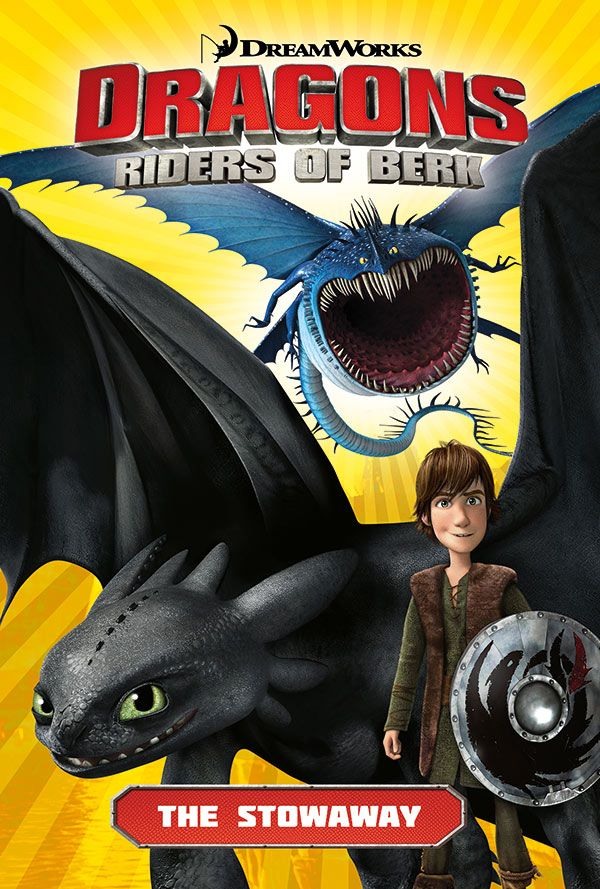[Cover Art image for Dragons Riders of Berk: The Stowaway]