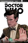 [The cover image for Doctor Who: Eleventh Doctor The Lost Dimension, Part 4]