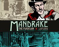 [Image for Mandrake the Magician: The Dailies Volume 1 - The Cobra]