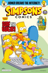 [Image for Simpsons Comics #32]