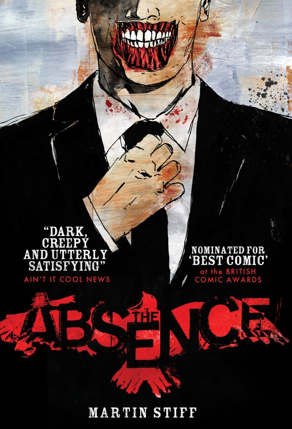[Cover Art image for The Absence]