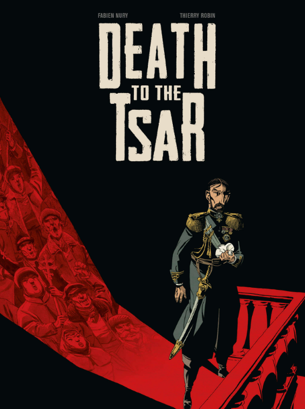 [Cover Art image for Death To The Tsar]