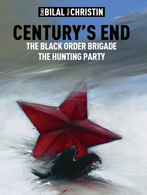 [Cover Art image for Century's End]