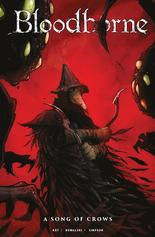 [Cover Art image for Bloodborne: A Song Of Crows]