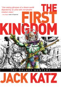 [Image for The First Kingdom Vol. 2: The Galaxy Hunters]