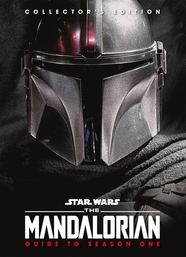 [Cover Art image for Star Wars: The Mandalorian: Guide to Season One]