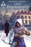 [The cover image for Assassin's Creed: Locus]
