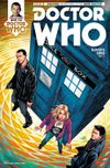 [The cover image for Doctor Who: Ninth Doctor]
