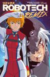 [The cover image for Robotech: Remix]