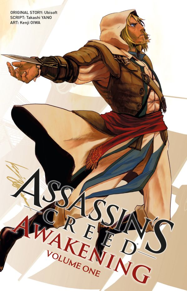 [Cover Art image for Assassin's Creed: Awakening Vol. 1]