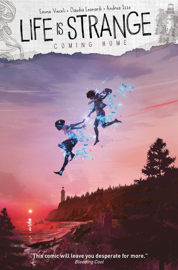 [Cover Art image for Life is Strange Vol. 5: Coming Home]