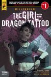 [The cover image for The Girl with the Dragon Tattoo - Millennium]