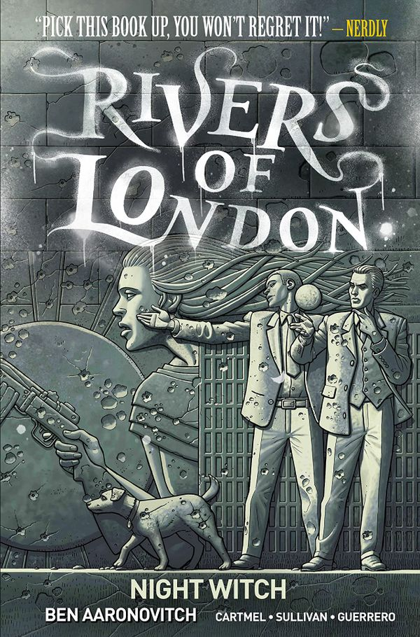 [Cover Art image for Rivers Of London Vol. 2: Night Witch]