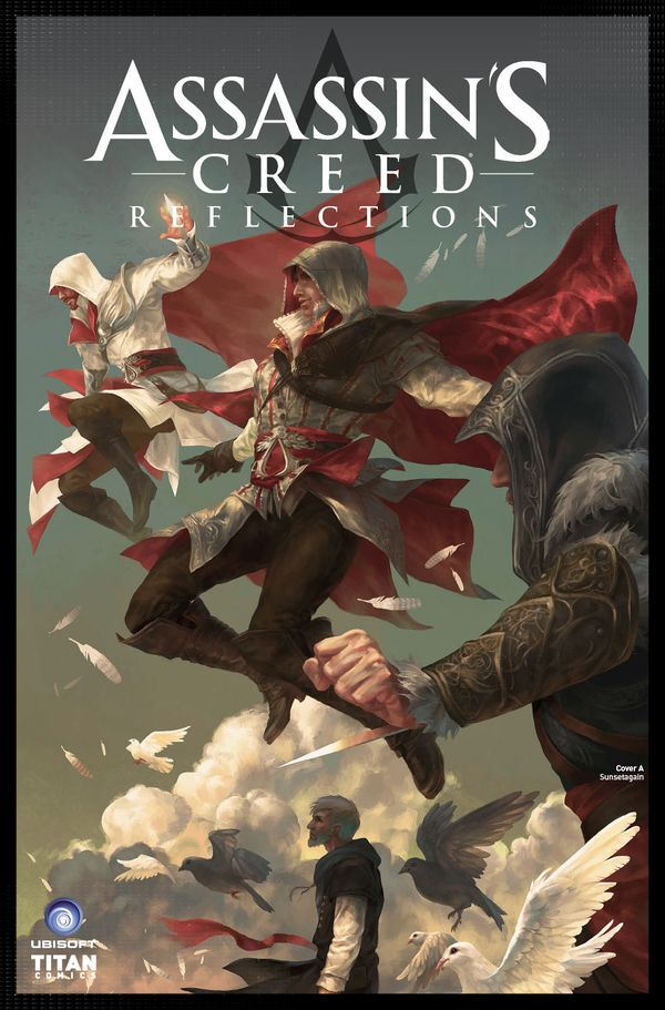 [Cover Art image for Assassin's Creed: Reflections]