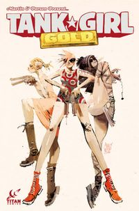 [Image for Tank Girl: Gold]