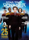 [The cover image for Star Trek: Voyager 25th Anniversary Special]