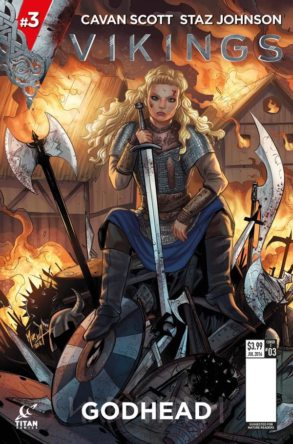 [Cover Art image for Vikings]