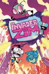 [The cover image for Invader Zim Vol. 1: The Returnening]