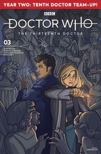 [Image for Doctor Who The Thirteenth Doctor]