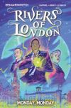 [The cover image for Rivers Of London Vol. 9: Monday, Monday]