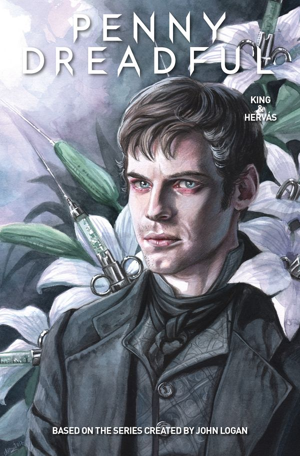 [Cover Art image for Penny Dreadful: The Victory of Death]