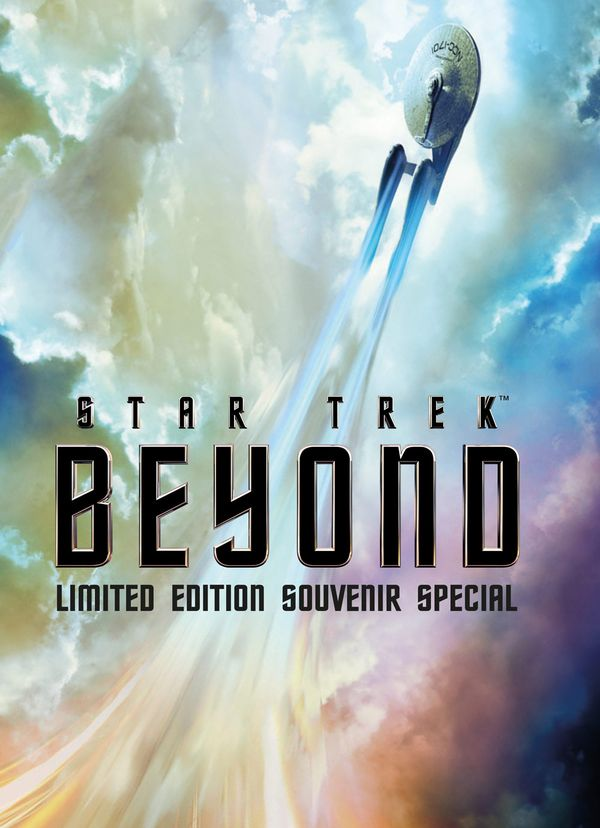 [Cover Art image for Star Trek Beyond: The Official Limited Edition Souvenir Special Book]