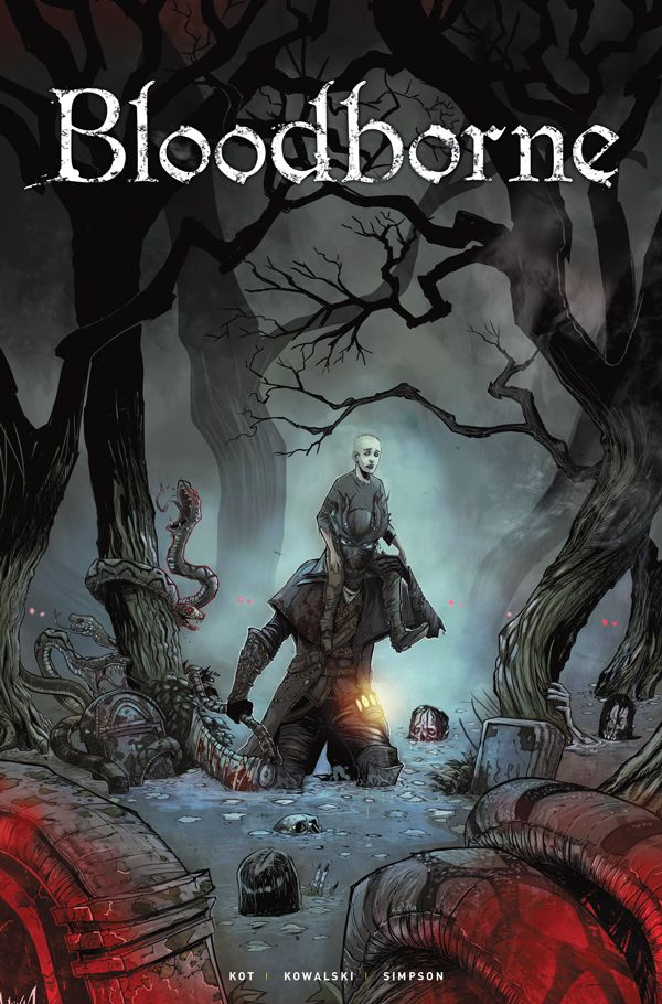 [Cover Art image for Bloodborne: The Death of Sleep]