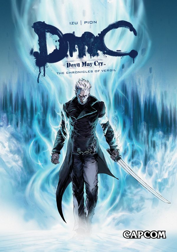 [Cover Art image for Devil May Cry: The Chronicles of Vergil]