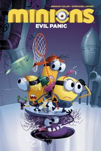 [Image for The Minions - Perfect for Bored Kids (Of All Ages)]